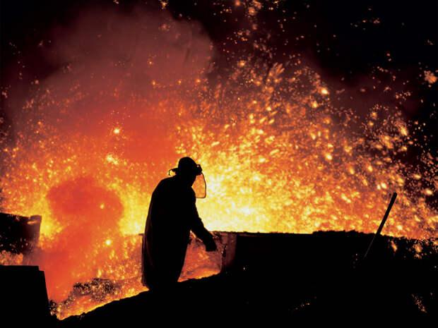 Китай в этом году спас металлургическую отрасль