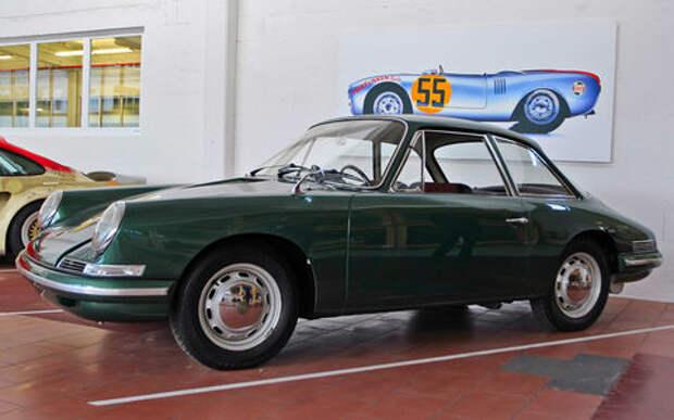 Секретный гараж Porsche: Лада Самара и другие