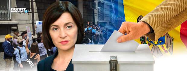 Запад взял реванш в Молдове за провал в Белоруссии и Сирии