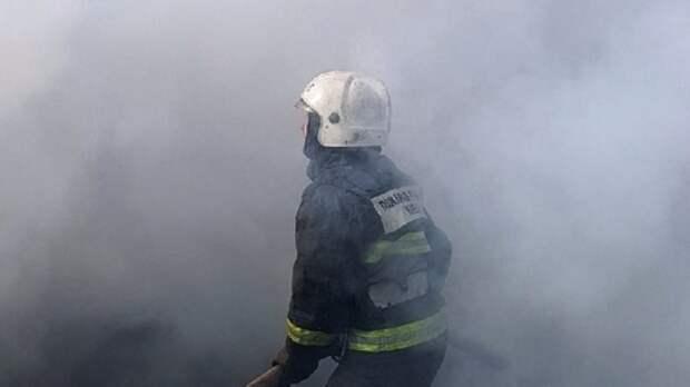 Пожар унес жизни отца и двух детей в Тайшете