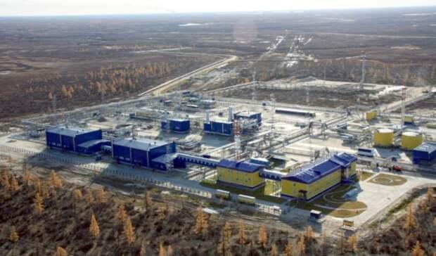 Наачимовские залежи Уренгоя будет привлечено проектное финансирование