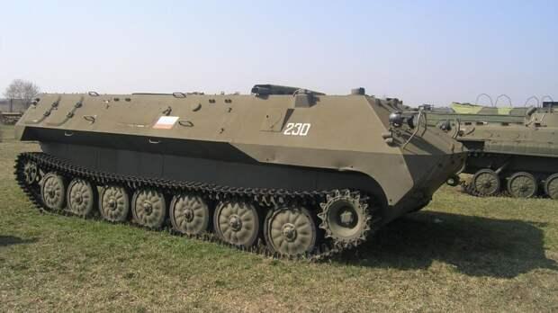 Уникального робота для перезарядки танков на передовой изобрели в России