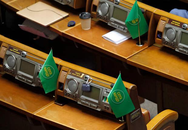 Партия Зеленского призвала его разорвать дипотношения с Россией