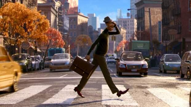 """Disney совместно с Pixar выпустят спин-офф мультфильма """"Душа"""""""