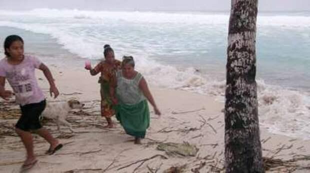 Жители Кирибати