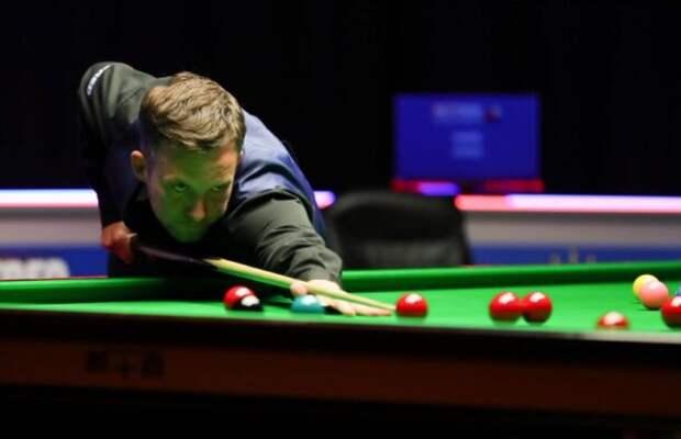Джейми Джонс (фото: World Snooker)
