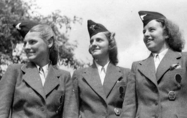Почему женщин в нацисткой Германии не отправляли на фронт