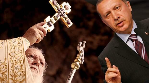 Быть ли союзу между Эрдоганом и Варфоломеем?