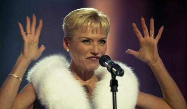 Ирина Понаровская борется за мизерную прибавку к нищенской пенсии