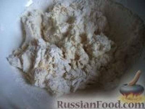 Фото приготовления рецепта: Хачапури (1) - шаг №8