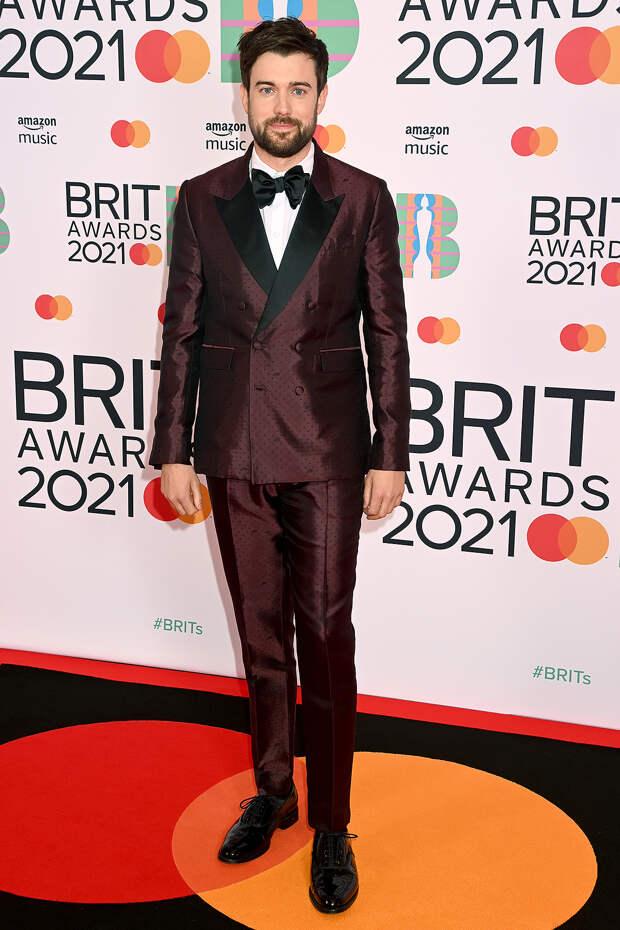 Джек Уайтхолл BRIT Awards 2021