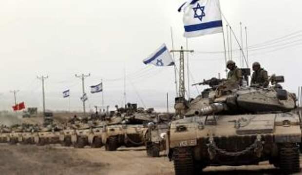 Большая война на Ближнем Востоке уже на пороге