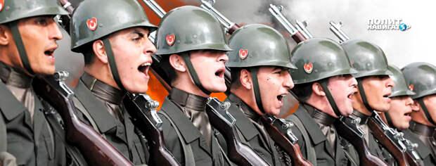Анкара решила воспользоваться новой эскалацией конфликта в Нагорном Карабахе и объявила о намерении создать...