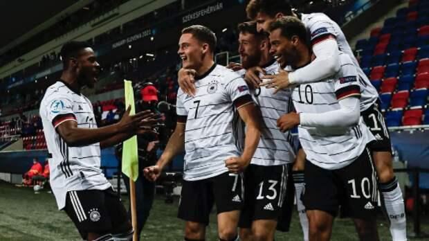 Сборная Германии по футболу стала чемпионом Европы среди молодежных команд