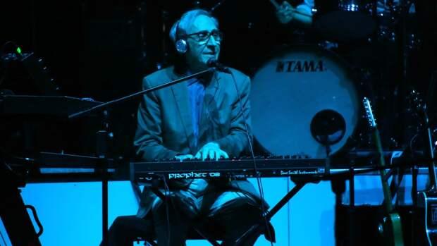 Стало известно о смерти итальянского музыканта Франко Баттиато