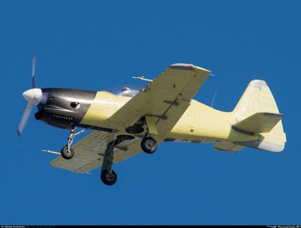 Продолжение летных испытаний первого прототипа Як-152