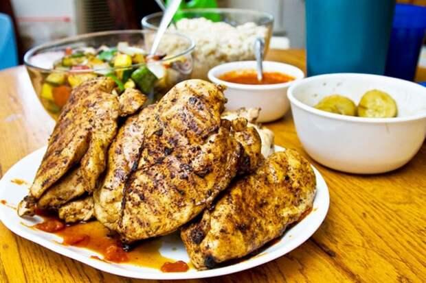 Что можно приготовить из курицы - 10 рецептов