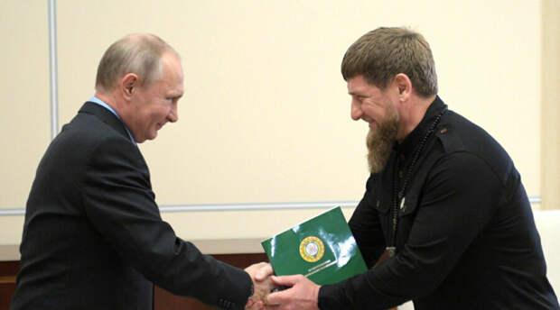 Рамзан Кадыров сделал откровенное признание об отношении к Владимиру Путину. Он его «пехотинец» и не только