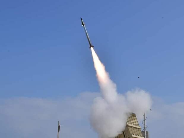 Израиль заявил о наибольшем числе обстрелов за всю историю государства