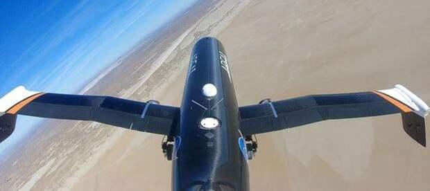 NASA разработало новую технологию изменения геометрии крыла