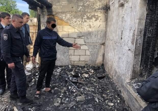 Ссора между двумя пьяными крымчанами закончилась убийством
