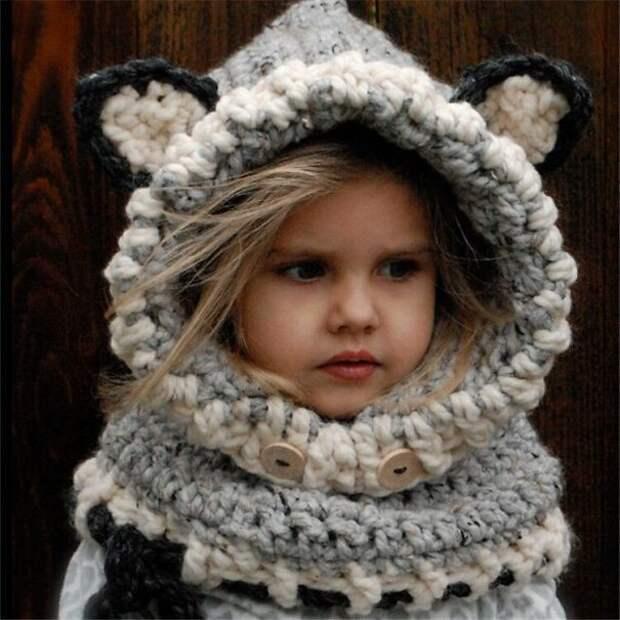 Самая теплая шапка вязание, новый год, подарки