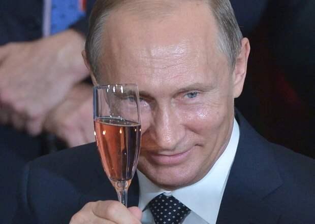 Похоже Путин меня сделал...