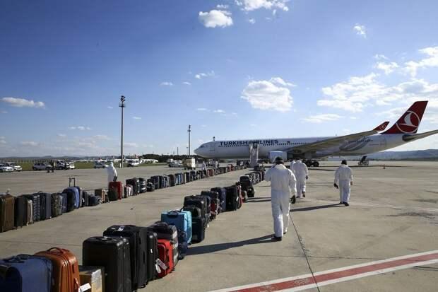 Как российских туристов будут вывозить из Турции