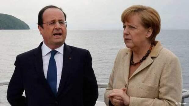 Меркель и Олланд: Минские соглашения надо «выполнить на Украине», санкции надо продлить против России | Продолжение проекта «Русская Весна»