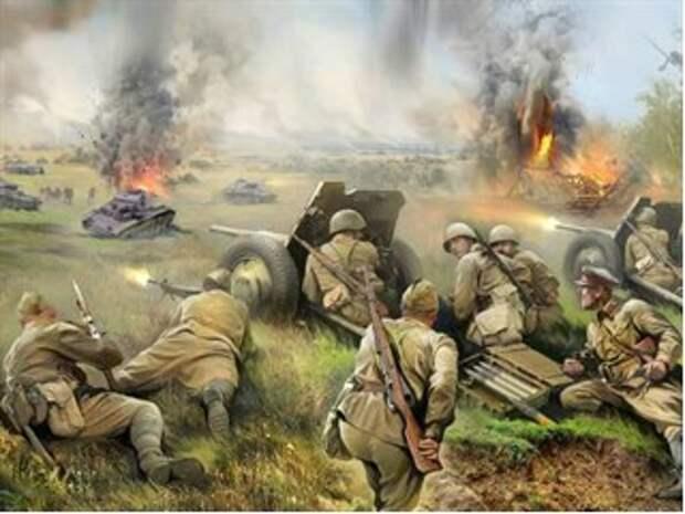 Стратегическая ошибка врага: Колосс-то не глиняный, а славянский