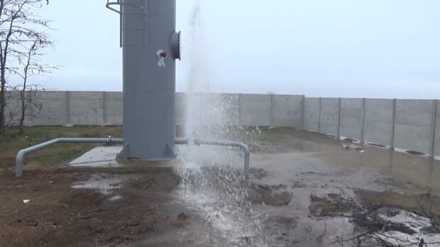 В крымском селе спустя 25 лет восстанавливают водоснабжение