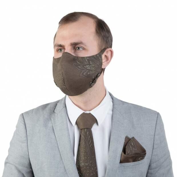 Мужские деловые антикоронавирусные наборы