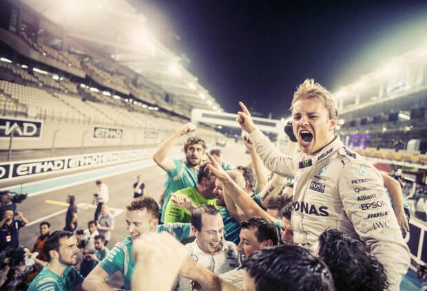 Нико Росберг мог подвести Mercedes ещё больше решением уйти из Ф1