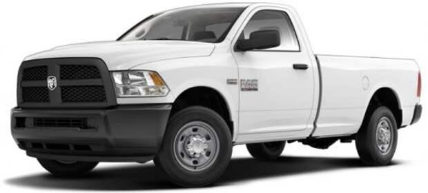 4) Ram 2500 авто, история, факты
