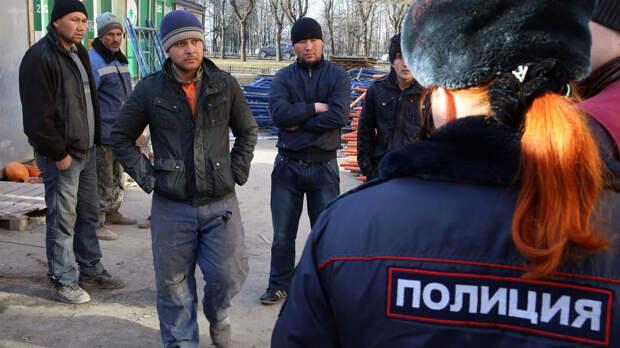 Мигранты налетают толпой на русских. Кто ответит за беспредел в такси?