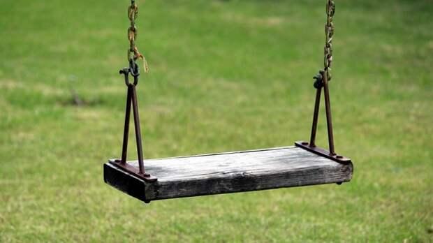 СК возбудил дело по факту смерти девочки на качелях в Брянской области