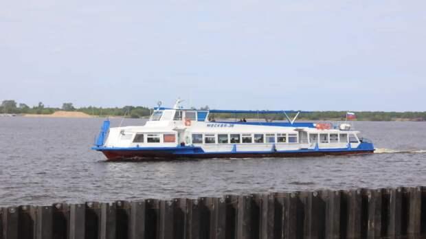 Названа дата открытия водной навигации в Архангельской области