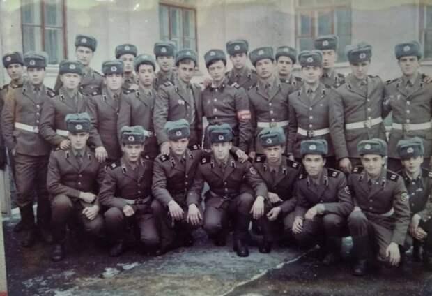 Проблемы морали и дисциплины Советской Армии. Мнение ЦРУ