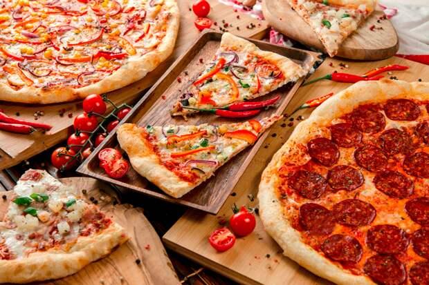 Пицца - что мы о ней знаем?