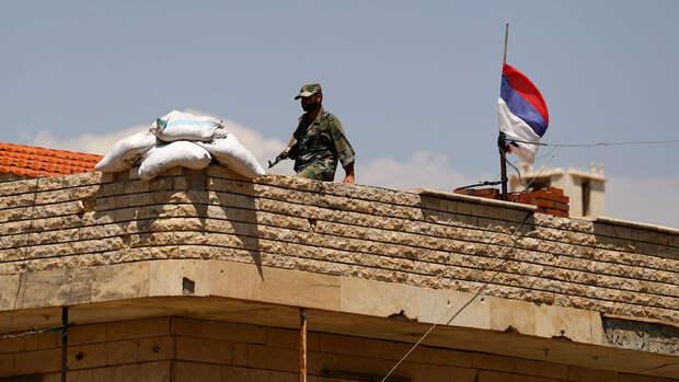Российские военные сообщили об уничтожении более 300 террористов в Сирии