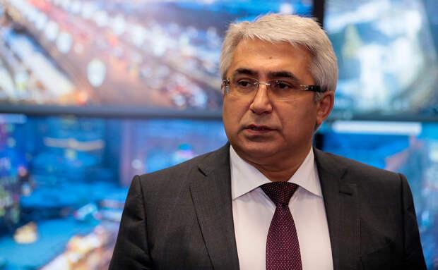 Собянин уволил главу столичного департамента ЖКХ