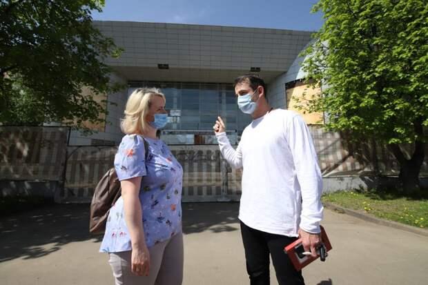 Певцов начал сбор подписей за возвращение кинотеатра «Полярный» на северо-востоке Москвы