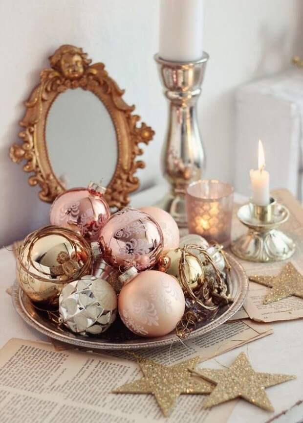 Яркие украшения залог праздничного настроение
