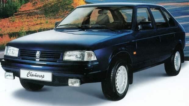 ТОП-3 российских авто с заграничными моторами