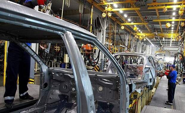 В России начался настоящий бум промышленного производства