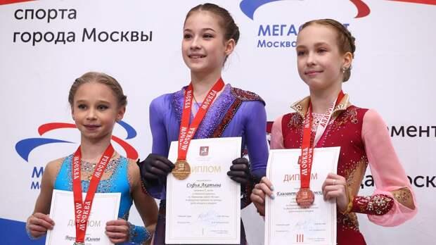 Золото у школы Тутберидзе, серебро — у Ангелов Плющенко. Итоги первого турнира сезона, прошедшего в «Мегаспорте»