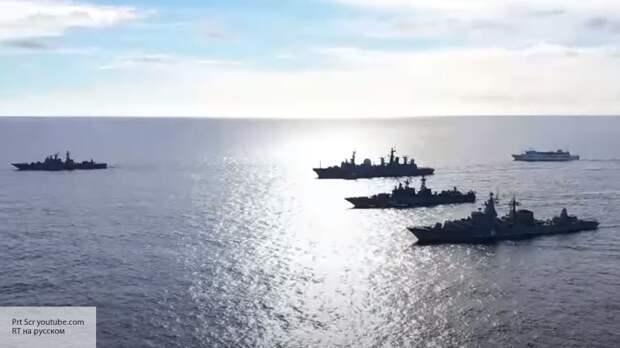 «Подвинься, Китай»: в США оценили мощь Тихоокеанского флота России