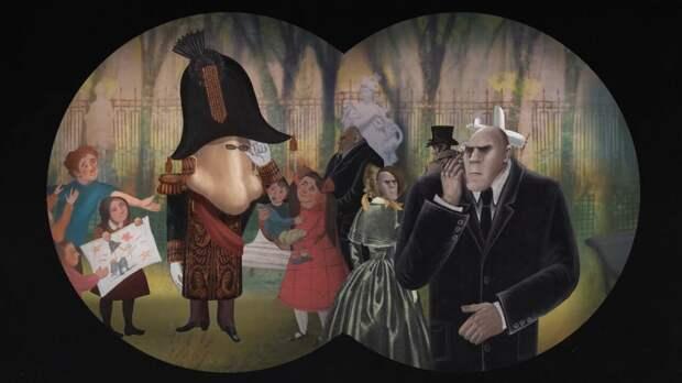 Безобразные пятна: Лучшие российские мультфильмы на фестивале в Суздале