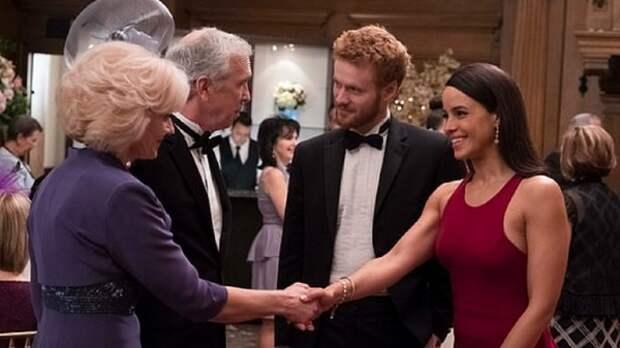 Побег из дворца: анонсирован новый фильм о Гарри и Меган