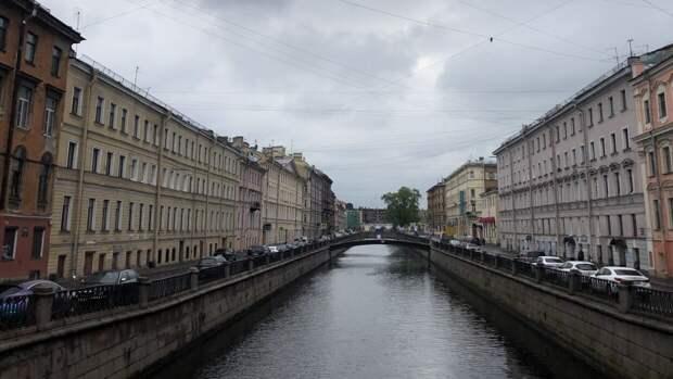Циклон Фюрхтеготт принес в Петербург сильные майские дожди
